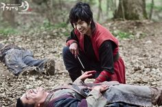Cuteness behind the scenes of Gu Family Book » Dramabeans » Deconstructing korean dramas and kpop culture ♥ Lee Sung Gi