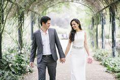 abito da sposa per matrimonio civile