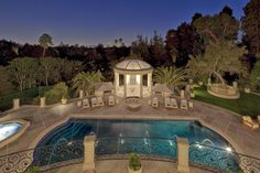 """The jury is out whether this SoCal estate in Bel-Air is """"actually more restrained and tasteful than I was expecting"""" or, rather, """"reeks of hotel design"""" to the point that it """"seems perfect for a."""