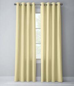 Cotton Duck Grommet Top Curtains Was: $79.95 - $109.95                         Now: $69.95 - $99.95