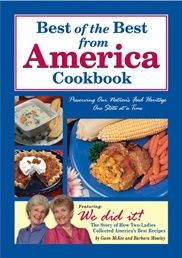 America Cookbook from Best of the Best