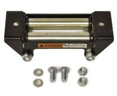 WARN 29256 Roller Fairlead by Warn. $43.52. The WARN Roller Fairlead eases winching activities by reducing friction as well as wear and tear on wire ropes and eases angled pulls.  Replacement fairlead for 4,000 lb. capacity PowerSports winches.. Save 12% Off!