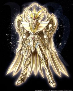 Saint Seiya Soul of Gold, Shaka, Virgo. Kenta Kubodera