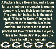 For haters. Packers Baby, Go Packers, Packers Football, Football Baby, Football Memes, Football Snacks, Football Season, Football Team, Green Bay Football