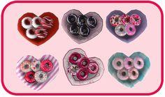Lana CC Finds - Valentine's Day Dessert Mini Set by daer0n