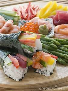 martha stewart nobu s hand rolls recipe nobu s temaki hand rolls sushi ...