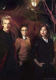 YES! Who else is watching The Zygon Inversion tonight? I can't wait! AGH HURRY UP, TIME! lol  There should REALLY be a TARDIS emoji