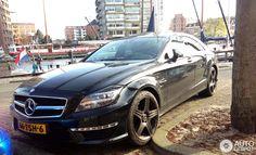 Mercedes-Benz CLS 63 AMG C218 1