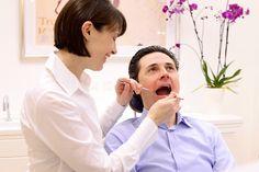 Professionelle Zahnreinigung im SPA!