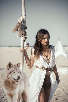 #ladywolf Native American Girls, Native American Photos, Wolf Pictures, Cute Dog Pictures, Beautiful Creatures, Animals Beautiful, Wolves And Women, Fantasy Wolf, Wolf Spirit Animal