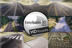 [Unity] EasyRoads3D Pro Add On - HD Roads :: CGPeers Beta 2 Build 723423 32bit