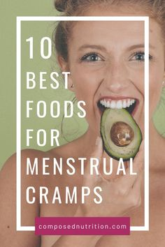 Certain foods can help ease or prevent menstrual cramps. Menstrual cramps are often a result of excess prostaglandins in the body. Here are 10 of the best foods for menstrual cramps. #menstrualcramps #periodcrampsrelief #menstrualcramprelief #pmsrelief #pmsremedies #pmsfood #pmsnaturalrelief Natural Remedies For Cramps, Cramp Remedies, Remedies For Menstrual Cramps, Bloating Remedies, Foods For Cramps, Foods To Balance Hormones, Period Hacks, Hormone Balancing, Menstrual Cycle