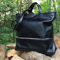 Nella Bella Brand • Introducing HOLLY the new carry all zipped tote! ... Jet Set, Leather Backpack, Backpacks, Handbags, Zip, Accessories, Fashion, Leather Book Bag, Totes