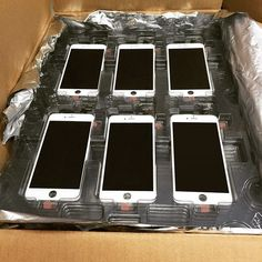 High Quality Wholesale Price iphone LCD #lcd  #phoneparts #iphonelcd