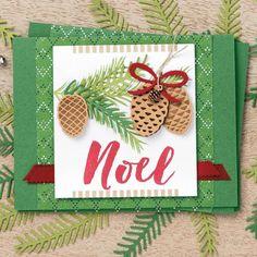 Holiday Catalog Sneak Peek: Pretty Pines