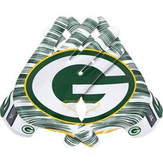 Green Bay Packers Logo, Nfl Green Bay, Go Green, Green And Gold, Nike Gloves, Go Pack Go, Football Conference, Nike Nfl, Nike Green