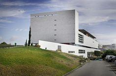 Social Communications Tertiary School, João Luís Carrilho da Graça | Lisbon | Portugal | MIMOA