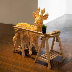 当乐高积木遇上 IKEA 家具,Venereal Architecture 家居艺术展亮相悉尼   理想生活实验室