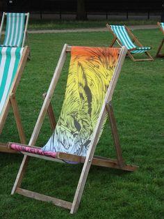 Hyde Parku0027s Deck Chair