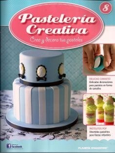Pasteleria Creativa - Editorial Planeta (Actualizable) - Formato PDF - Foroxd.es