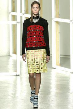 welcome to the odd, odd, world of RODARTE... NY Fashion Week