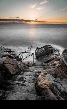 Stairs to Atlantis, Ireland