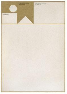 Circular Studio — letterhead