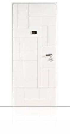 Bedroom Door Design, Bedroom Doors, Interior Design Living Room, Wooden Door Design, Wooden Doors, Porte Design, Primed Doors, Oak Front Door, Industrial Home Design