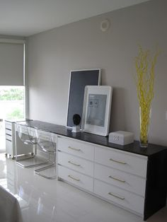 ikea stuva desk interieur pinterest bureau 39 s kind en kind bureau. Black Bedroom Furniture Sets. Home Design Ideas