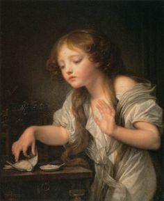 L'Oiseau mort, 1800