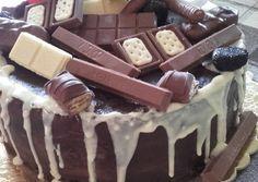 Nutella torta, ahogy Peti szereti recept foto Nutella, Icing, Desserts, Food, Tailgate Desserts, Deserts, Essen, Postres, Meals