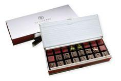 Say Feliz Navidad with this chocolate telegram from EC graduate Roselen Chocolatier!