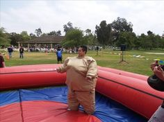 Big Time Sumo Wrestling - Interact Event Productions