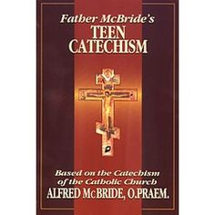 Teen Catechism: This Catholic book assumes that young people are just beginning a lifelong faith journey, with many stages of growth ahead. $9.95 #CatholicCompany