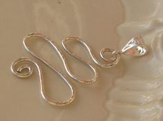 Sterling Christmas Tree Pendant by SilverFrostings on Etsy, $24.00