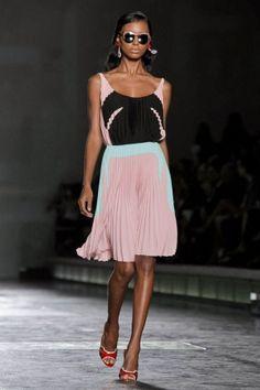 Prada Spring Summer Ready To Wear 2012 Milan