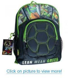 Teenage Mutant Ninja Turtles School Sized Backpack
