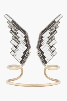 Lanvin Eagle Wings bracelet