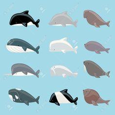 Adorable whale art!!! More