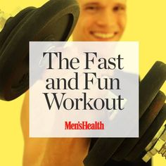 You won't even realize you're doing cardio. http://www.menshealth.com/fitness/cardio-with-dumbbells?cid=soc_pinterest_content-fitness_sept14_funandfastworkout