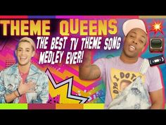Theme Queens by Todrick Hall ft. Frankie Grande - YouTube