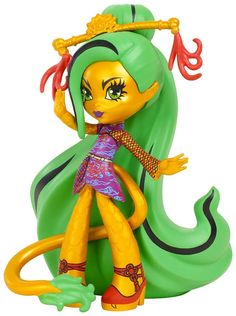 Monster High Jinafire Long Vinyl - Coming Soon!