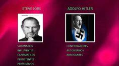 Resultado de imagen para steve jobs lider
