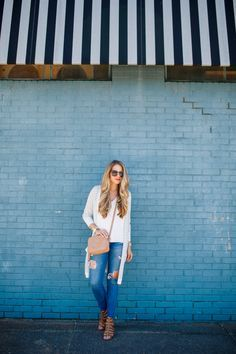 Casual outfit for Spring or Summer