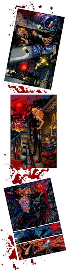 Fever Moon (Graphic Novel) - Karen Marie Moning