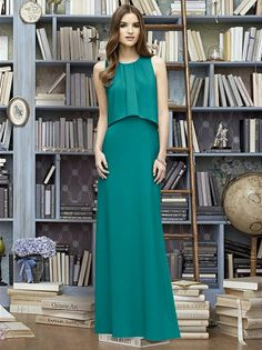Lela Rose Bridesmaid Style LR220 http://www.dessy.com/dresses/bridesmaid/LR220/