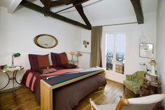 Une chambre à louer sous les toits pour une nuit ou plus à Montmartre avec la plus belle vue de Paris !