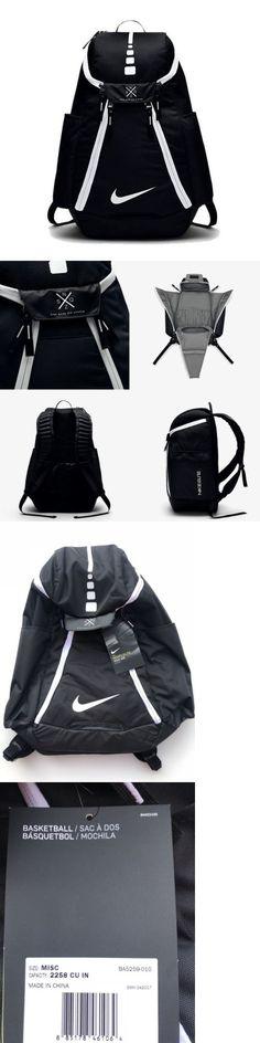 075949153d Bags and Backpacks 163537: Nike Hoops Elite 2.0 Max Air Basketball Backpack  Black White Ba5259