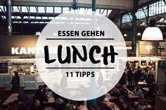 11 Lunchspots in #Berlin, für die es sich lohnt, das Frühstück sausen zu lassen