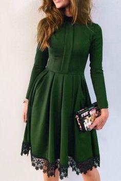 Estilo: estos preciosos vestidos midi que aportan a nuestro look feminidad y delicadeza... ❤️